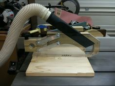 25 best table saw dust containment images dust collector workshop rh pinterest com