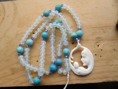 Heavenly Mother Mala by MagickAlive on Etsy, $65.00