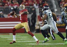 Colin Kaepernick Photos - Seattle Seahawks v San Francisco 49ers - Zimbio
