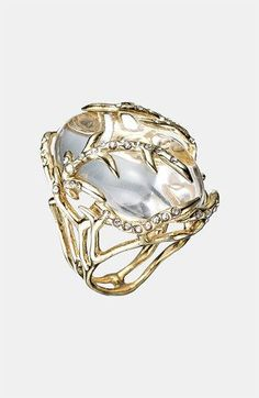 Alexis Bittar Gold Ring