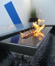 Ontario Arena - Fire and Water