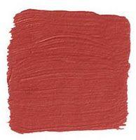 front door color? Benjamin Moore Moroccan Red 1309  http://www.housebeautiful.com/decorating/colors/front-door-color