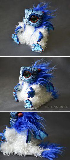 Northern baby dragon by steinntr0ll on DeviantArt
