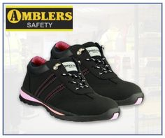 8 Best Ladies Safety Trainers images