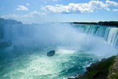 Las Cataratas del Niagara, CANADA