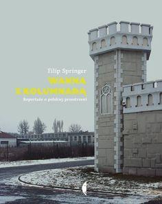 Filip Springer Wanna z kolumnadą (okładka)