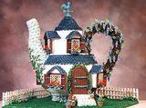 15 Awe-Inspiring Gingerbread Houses (PHOTOS) - Circle of Moms