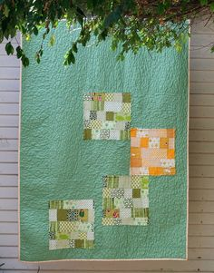 this would be a great quilt back!  or front :o)