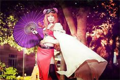 Kagura - Sakana(佐歌�? Kagura Cosplay Photo