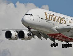 A6-EDK EMIRATES A380