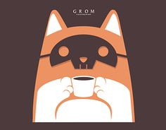 """Check out new work on my @Behance portfolio: """"Grom - Halloween illustration"""" http://be.net/gallery/46509781/Grom-Halloween-illustration"""