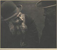 Conversation  Paul Strand  (American, New York City 1890–1976 Orgeval, France)  Date: 1916  Platinum print