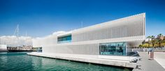 Marina Port Vell por SCOB. The Gallery [II]   METALOCUS