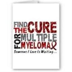 What are the stages of multiple myeloma?