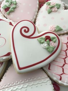 Sweet Valentine Cookie