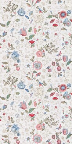 Spring to Life wallpaper design by Pip Studio.