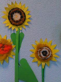 Sonnenblumen 1.klasse
