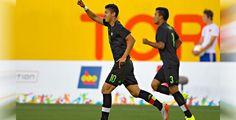 México vs Uruguay Sub 22 ¿A qué hora juegan la final de Panamericanos 2015? - http://webadictos.com/2015/07/25/mexico-vs-uruguay-horario-final-panamericanos/?utm_source=PN&utm_medium=Pinterest&utm_campaign=PN%2Bposts