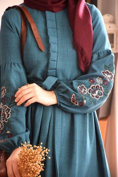 Iranian Women Fashion, Islamic Fashion, Muslim Fashion, Modesty Fashion, Abaya Fashion, Fashion Mode, Fashion Outfits, Sporty Fashion, Mod Fashion