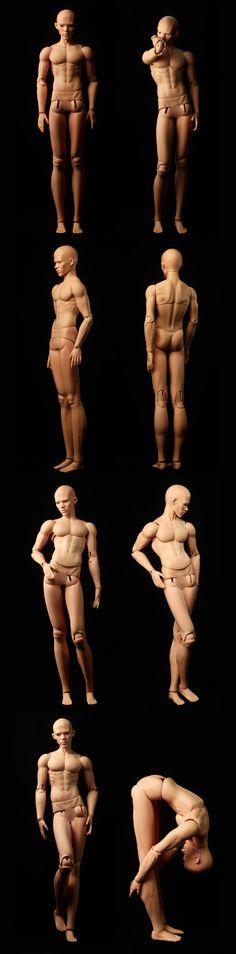Male Body nuevo