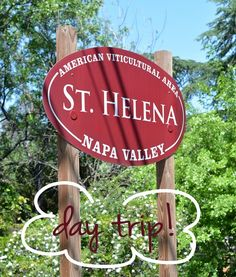 St. Helena ~ Napa Valley I really want to go here!!
