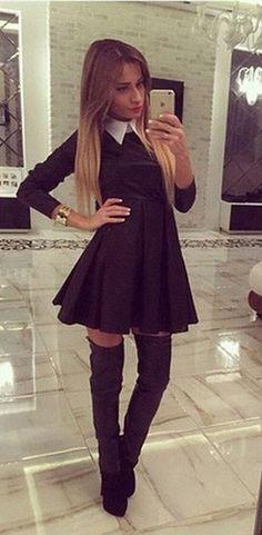 lovely mini dress