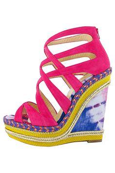 2963d41a0 Christian Louboutin - Women s Shoes 2013 Spring-Summer - LOOK 141