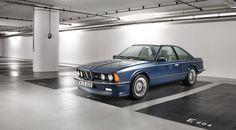 BMW 635csi | classic cars | classic BMW | Bimmer | BMW NA | BMW USA