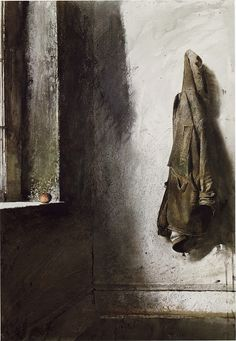 Andrew Wyeth, Willard's coat (1968)