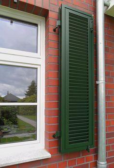 Ehret Easy-Flex Aluminium-Fensterläden