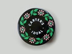 Carter's Ideal 1960s.