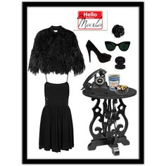 Marla Singer (Fight Club) by tamarkan on Polyvore
