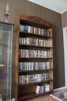 15+ Unique Stylish CD And DVD Storage Ideas