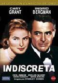 Indiscreta / dirigida por Stanley Donen Colmenar Viejo : Suevia Films, [2006?]