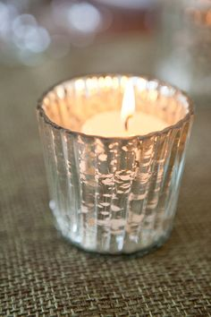 love these candle holders - jen's shower