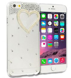 Snap-on Diamond Protector Case makes your device sparkle to life, case is completely covered in diamonds and fits your device perfectly. Provides great protection from scratches and chips. Hard plastic reinforced to ensure durability.