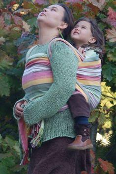 autumnal polka girasol