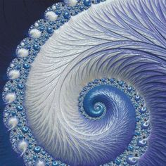 (10) Name: 'Embroidery : Fractal Cross Stitch Pattern No. 4159