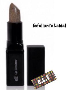 e.l.f Studio Lip Exfoliator esfolia gentilmente os lábios para remover a  pele seca, rachada. 51cfe6a51c