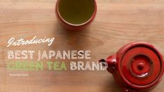 There are many types of green tea cultivated and harvested in the land where the Sun rises, and today we want to present you the best Japanese Green tea brand, what's that? Check here: