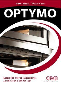 OEM - OPTYMO - Pizza Ovens