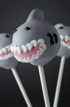 Pops tiburón TENGO QUE HACERLOS!!!