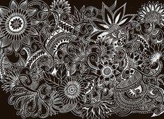 植物デザインの描き方 ~ボタニカルドローイング~ | Noah's ART Gallery