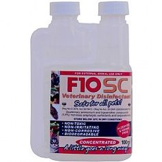 F10SC Disinfectant _ Cleaning Products