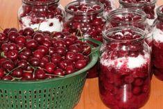 Топ-10 рецептов консервации из вишни