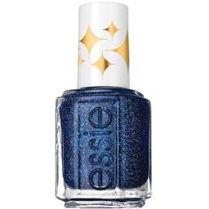 Starry Starry Night from the Retro Revival Collection by Essie. For Essie's fabulous anniversary, they're celebrating Vegas style in honor of the party town where it all began. In honor of Essie's ico