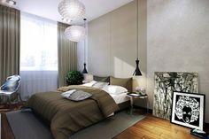 schlaf gut tipps hängende leuchten tolle pendelleuchten pflanze coole deko