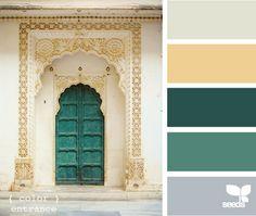 color entrance hues