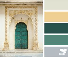 color entrance hues