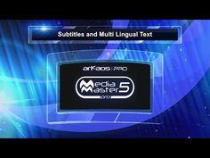 (23) ArKaos Video Mapper: Multiple screens - YouTube